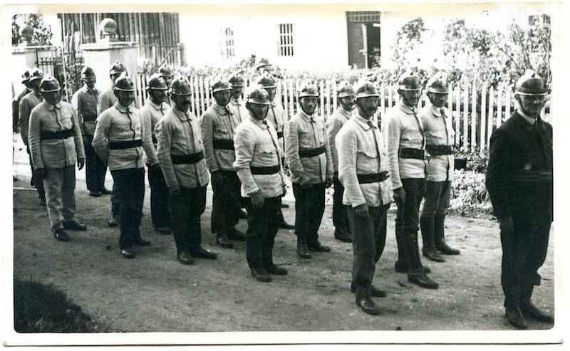 FF Mannersdorf um etwa 1934