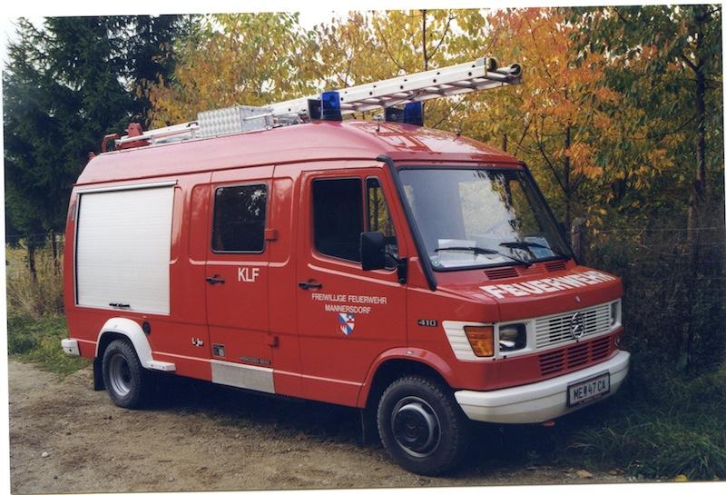 KLF der FF Mannersdorf