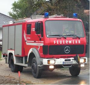 Tanklöschfahrzeug TLFA 2000