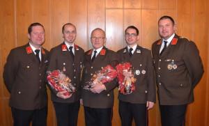 Bewerbsergebnis Zillenfahrer FF Mannersdorf - Martin Emsenhuber, Gerhard Emsenhuber, Josef Holl