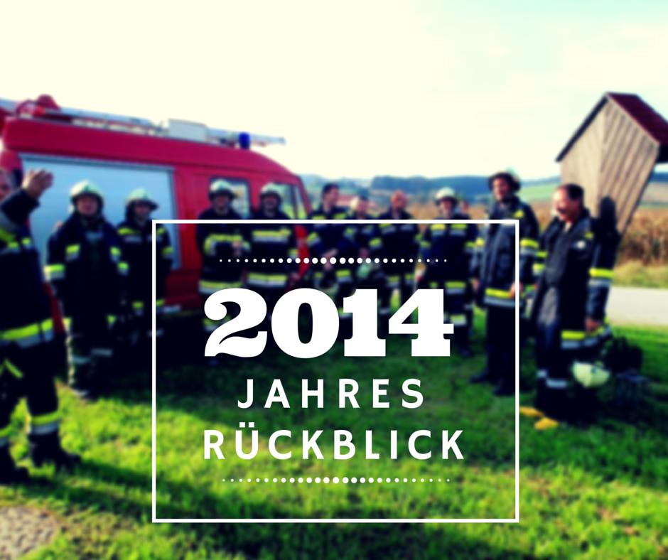 Jahresrückblick der FF Mannersdorf