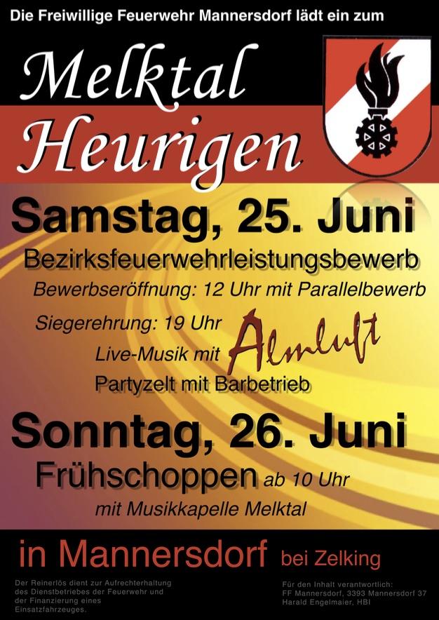 Melktal Heuriger Mannersdorf