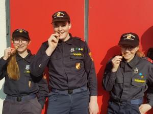 FJ Wissenstest FF Mannersdorf