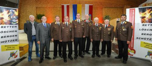 60-jährige Mitgliedschaft