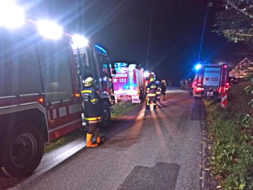 B2 Zimmerbrand in Thal bei St. Leonhard
