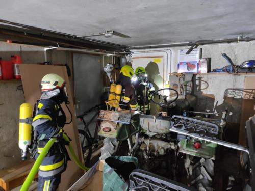 Vorgehen zur Brandraumtür