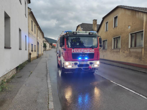 Ortsmitte Matzleinsdorf
