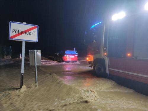 Fahrzeugbergung in Pöllendorf